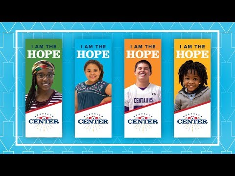 Brooklyn Center I Am The Hope Banners