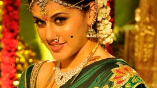Tapsee Open Talk about her Marriage spl hot tamil cinema video news