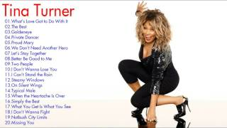 Tina Turner Greatest Hits playlist || Best Songs Of Tina Turner playlist (MP4/HD)