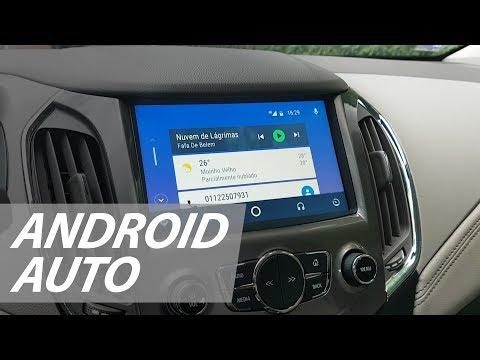 Como usar o Android Auto