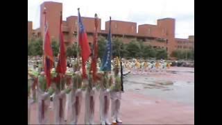 末代的士校鼓號樂隊,常67期鼓號樂隊二年級校慶表演