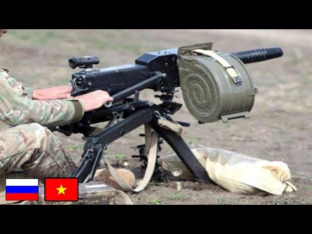 Nga Sử Dụng Khí Tài Việt Nam sản xuất ở CT Deir Ezzor khiến IS khiếp vía