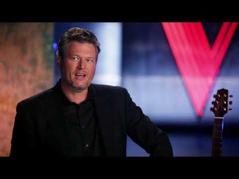 The Voice: Season 13: Blake Shelton Behind the Scenes Interview