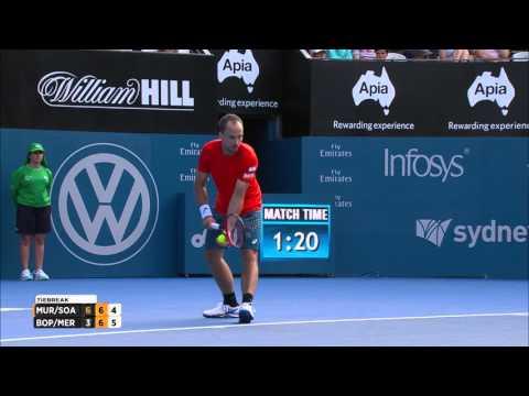 Murray & Soares battle back in tieback (final)