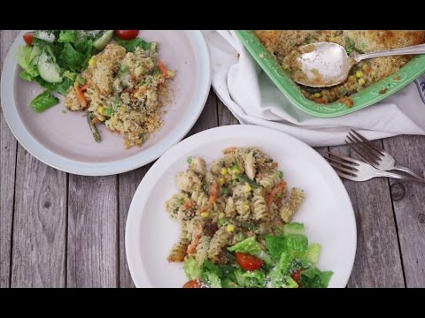How To Make Chicken And Pasta Casserole | Chicken Recipes | Allrecipes.com