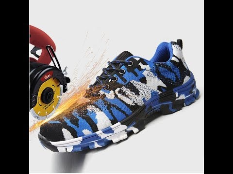 INDESTRUCTIBLE SHOES! (The Shoe Cannot Be Destroyed)