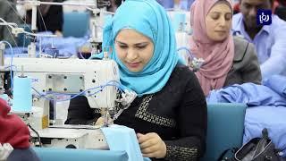 افتتاح مشروع انتاجي جديد في الكرك للمساهمة في الحد من مستوى البطالة  - (21-10-2019)