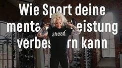 Adrenalin, Serotonin, Dopamin - Wie Sport deine mentale Leistung steigern kann!