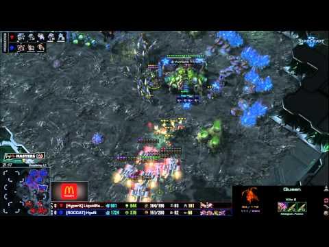 FBM S4 - Group C - HyuN (Z) vs. LiquidBunny (T)