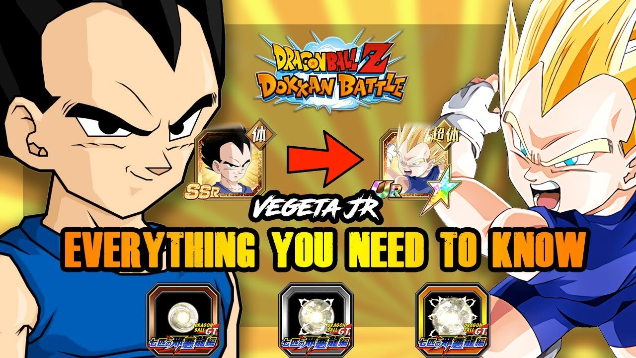 Free Vegeta Jr Coming Tonight Everything You Need To Know How Many Orbs Dbz Dokkan Battle Youtube