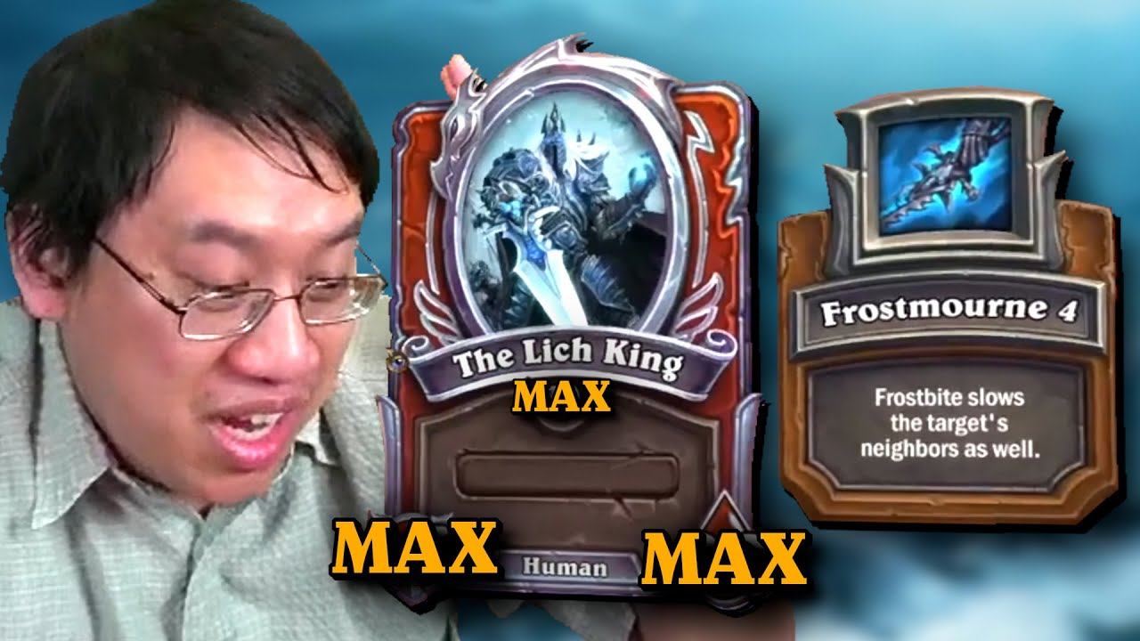 How To Beat A MAXED Out Lich King! | Mercenaries | Hearthstone