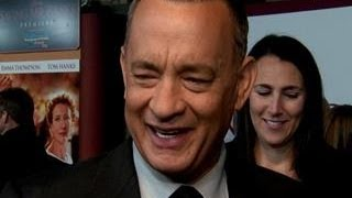 Hanks 'Had His Work Cut Out For Him' in 'Banks'