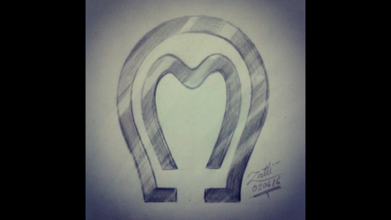 como desenhar uma ferradura mangalarga youtube