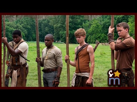 THE MAZE RUNNER Set Secrets & Sequel Talk with Dexter Darden