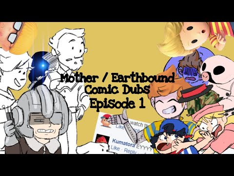 Random Posts And Stories To Tell // Mother/Earthbound Comic Dubs [Episode 1] //