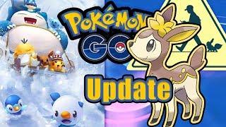 Zwei neue Pokémon gesichtet   Pokémon GO Deutsch #1238