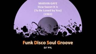 MARVIN GAYE - How Sweet It Is To Be Loved by You (1965)
