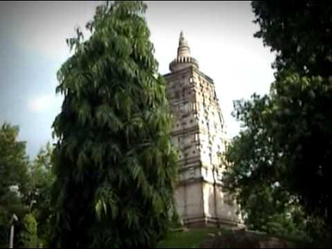 Second week after enlightenment  - Animesha Lochana Chaitya (Place of unwinking gazing)