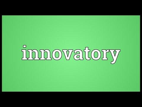 Header of innovatory