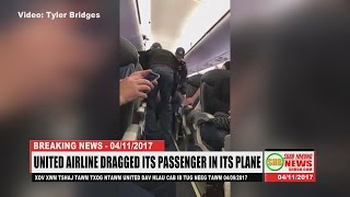 SUAB HMONG NEWS:  United Airline Dragged its passenger to accommodate its employee on 04/09/2017
