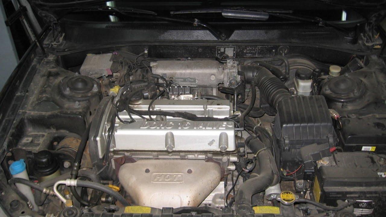 Hyundai Sonata IV, Прокладка ГБЦ