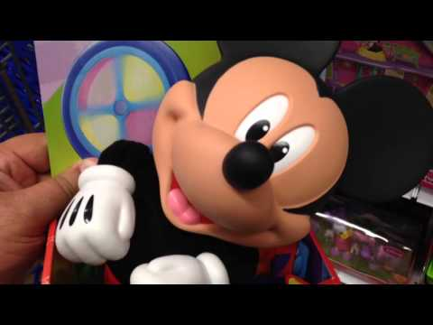 """MICKEY MOUSE """"Hot Diggity Dog Mickey"""" Mickey Mouse Club House Disney Junior DEMO"""