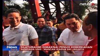 Download Video Sandiaga Uno dan Erick Thohir Tanggapi Pertemuan Jokowi-Prabowo - iNews Sore 13/07 MP3 3GP MP4