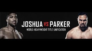 Anthony Joshua vs Joseph Parker | Heavyweight Unification Fight PROMO [HD]