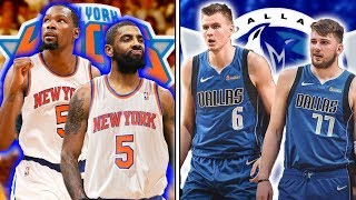 The REAL Reason The Kristaps Porzingis Trade Went Down
