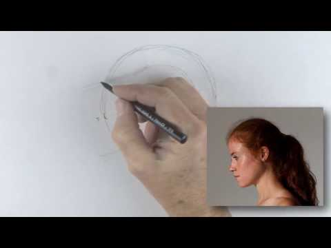 How to Draw the Human Head, part 3
