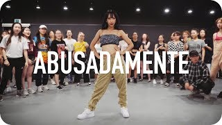 Video Abusadamente - MC Gustta e MC DG / Mina Myoung Choreography download MP3, 3GP, MP4, WEBM, AVI, FLV November 2018