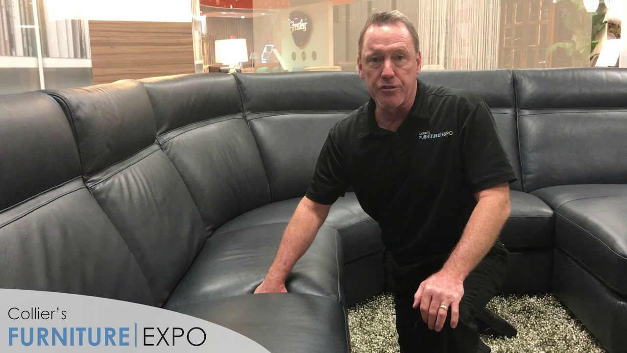 Amazing Natuzzi Editions C007 Lapo Product Review | Collieru0027s Furniture Expo