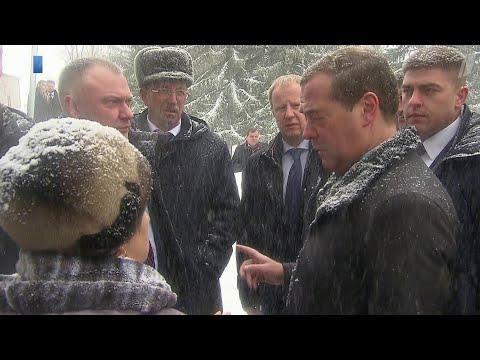 Дмитрий Медведев на