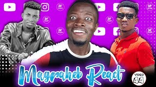 Kofi Kinaata returns with Adam and Eve, Magraheb Reacts!