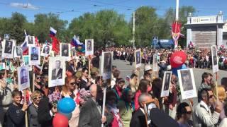 Бессмертный полк(Парад 9 Мая, Евпатория 2015г., 2015-05-09T12:50:13.000Z)