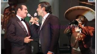ALEJANDRO & VICENTE FERNANDEZ   ME OLVIDE DE VIVIR - 2013