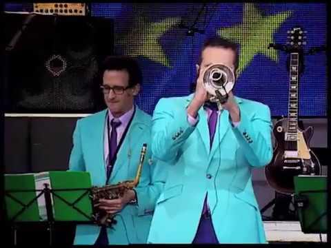 "ALEX FOKIN DJAZZ BAND - Nonstop Music Show ""Smart Dance Music DJazz"" (Full Show)"