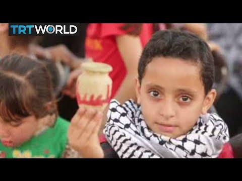 Palestine: Days of Rage: Traditions inspiring Gaza 'tent city'