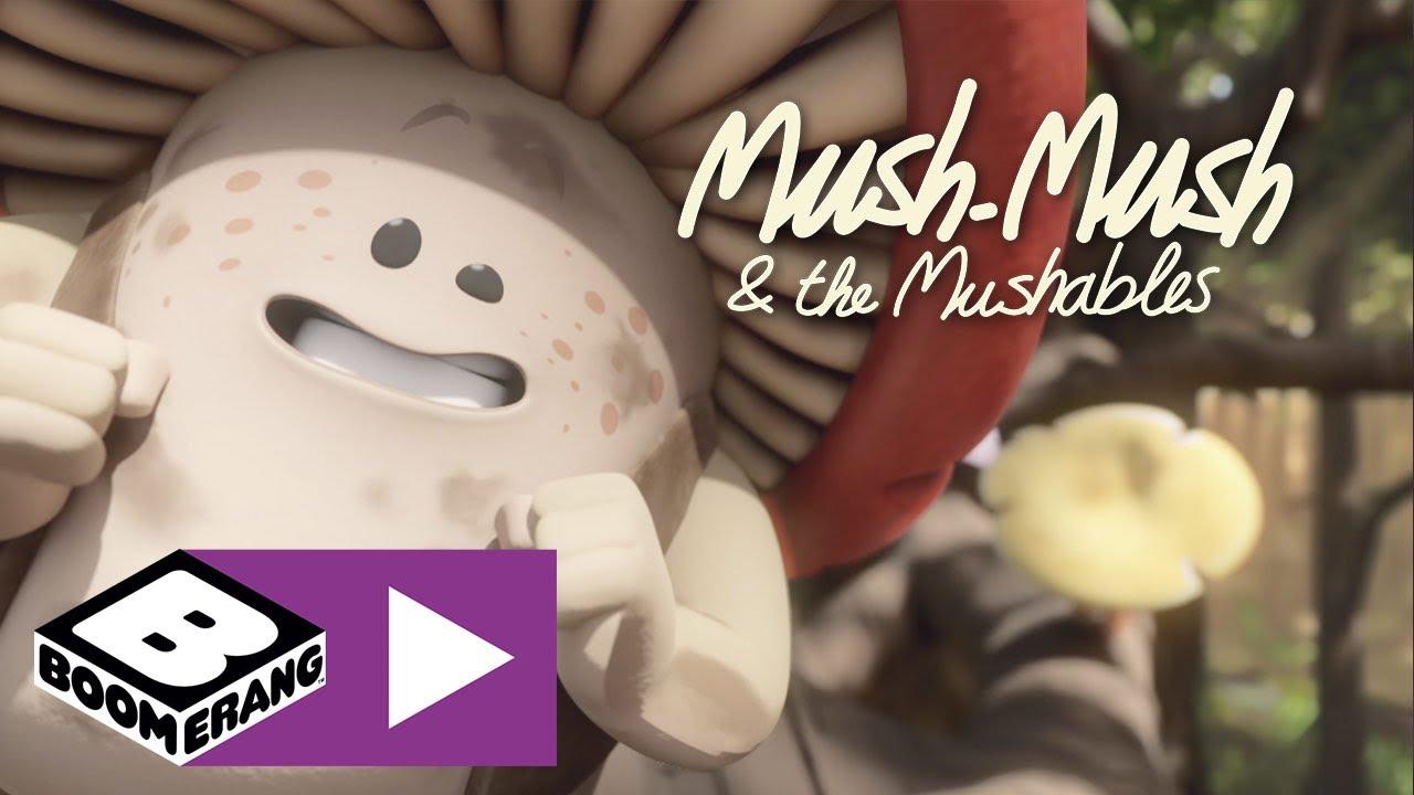 Mush-Mush and the Mushables   The Bee Fragrance   Boomerang UK 🇬🇧