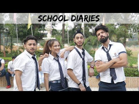 Day 1 | School Diaries | BTS | Mohit Chhikara