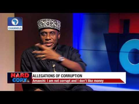 I Am Not Corrupt, And I Don't Like Money - Rotimi Amaechi