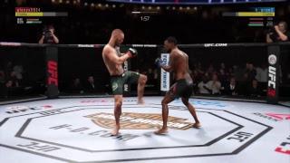 EA Sports UFC 3 ranked