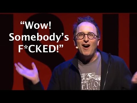"""""""We can GET them!"""" - Jon Ronson's hilarious & disturbing story about public shaming & mob justice"""