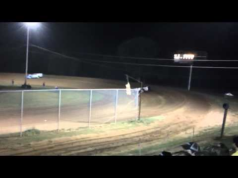Ronny Lee Hollingsworth, Tim Fuller, and Chub Frank Hot Lapping at NAS 2012