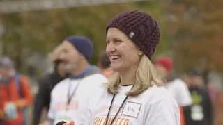 """Miles, Smiles"" 2014 Medtronic Twin Cities Marathon by Steve Niedorf"