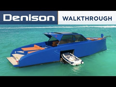 Vanquish VQ50 Yacht [Walkthrough]