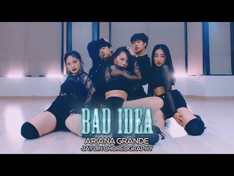 Ariana Grande - Bad Idea : JayJin Choreography