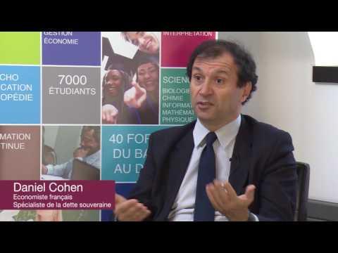 Interview du professeur Daniel Cohen, spécialiste de la dette souveraine
