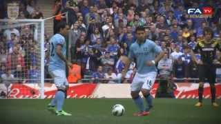 Manchester City vs Chelsea 2-1: Exclusive Pitchside highlights, FA Cup Semi Final