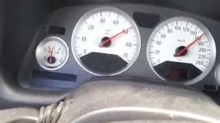 Opel Astra G Turbo OPC 288 HP 80-200km/h Beschleunigung Acceleration